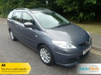 USED 2009 59 MAZDA MAZDA 5 2.0 TS2 D 5d 110 BHP VERY NICE LOW MILEAGE MAZDA 5 DIESEL WITH ONE PREVIOUS OWNER, AIR CONDITIONING, ALLOY WHEELS, SLIDING REAR DOORS AND SERVICE HISTORY