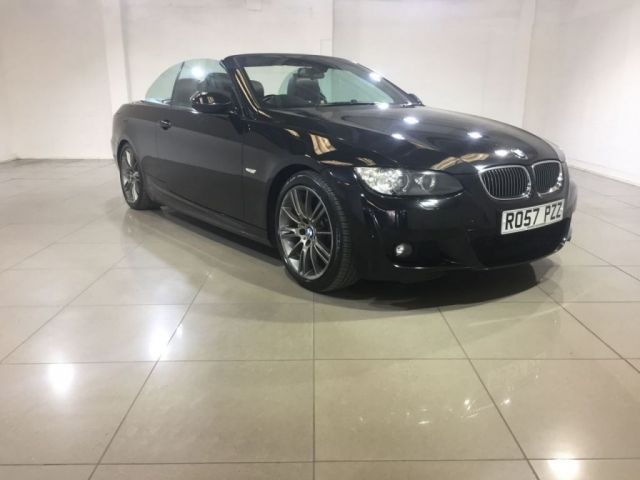 View our 2007 57 BMW 3 SERIES 3.0 330D M SPORT 2d 228 BHP