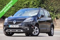 USED 2014 14 RENAULT SCENIC 1.5 XMOD DYNAMIQUE TOMTOM ENERGY DCI S/S 5d 110 BHP JUST ARRIVED IN STOCK