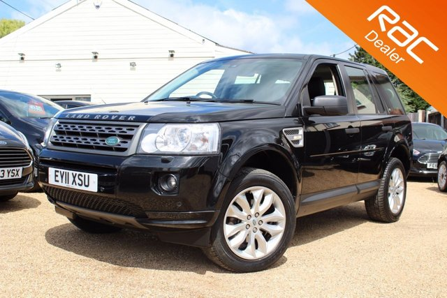View our 2011 11 LAND ROVER FREELANDER 2.2 TD4 HSE 5d 150 BHP