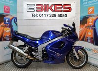 USED 2001 Y TRIUMPH SPRINT ST **SOLD**