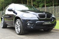 USED 2011 11 BMW X5 3.0 XDRIVE30D M SPORT 5d AUTO 241 BHP A STUNNING X5 WITH FULL BLACK LEATHER & FULL SERVICE HISTORY!!!
