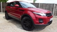 USED 2014 64 LAND ROVER RANGE ROVER EVOQUE 2.2 eD4 PURE 5dr 1 Owner, FLRSH, Leather