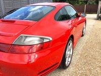 USED 2003 PORSCHE 911 3.6 CARRERA 4S TIPTRONIC S 2d AUTO