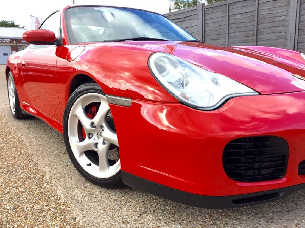 All Types 2003 911 : 2003 Porsche 911 Carrera 4 Tiptronic S £23,995
