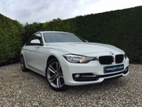 2012 BMW 3 SERIES 2.0 316D SPORT 4d 114 BHP £12495.00