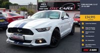 USED 2016 11 FORD MUSTANG 5.0 GT 2d 410 BHP