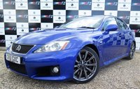 USED 2011 61 LEXUS IS 5.0 F 4d AUTO 417 BHP