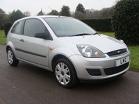 2008 FORD FIESTA 1.2 STYLE CLIMATE 16V 3d 78 BHP £1990.00