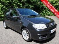 2005 FIAT PUNTO 1.2 8V ACTIVE SPORT 3d 59 BHP £1390.00