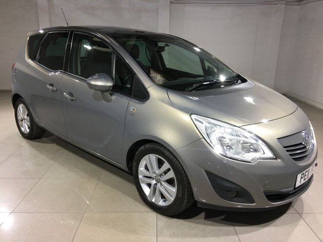 View our 2011 11 VAUXHALL MERIVA 1.7 SE CDTI 5d 128 BHP