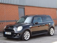 USED 2013 63 MINI CLUBMAN 2.0 TD Cooper SD (Chili) 4dr SEE WEB SITE FOR FINANCE