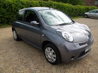USED 2008 08 NISSAN MICRA 1.2 ACENTA 3d 80 BHP Low Miles, Part Exchange To Clear