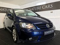 2006 VOLKSWAGEN GOLF PLUS 2.0 GT TDI 5d 138 BHP £3500.00