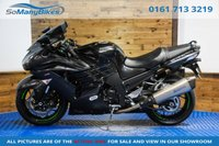USED 2015 65 KAWASAKI ZZR1400 - ABS - Low miles - **LOW RATE FINANCE AVAILABLE**