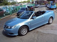USED 2008 SAAB 9-3 1.9 LINEAR SE TID 2d 151BHP REAL MINTER+TIMING BELT@49K+