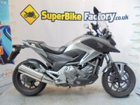 USED 2013 13 HONDA NC700 XD-C  GOOD&BAD CREDIT ACEEPTED, OVER 300+ BIKES