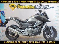USED 2013 13 HONDA NC700 XD-C  GOOD & BAD CREDIT ACCEPTED, OVER 500+ BIKES