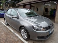 USED 2012 12 VOLKSWAGEN GOLF 2.0 MATCH TDI BLUEMOTION TECHNOLOGY 5d 138 BHP 1 OWNER FROM NEW, FULL VW SERVICE HISTORY