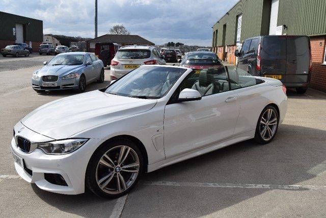 2014 BMW 4 SERIES 2.0 420d M Sport Auto 2dr