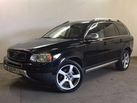 USED 2011 11 VOLVO XC90 2.4 D5 R-DESIGN SE AWD 5d AUTO 197 BHP SAT NAV LEATHER ONE OWNER FSH NOW SOLD.