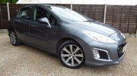 USED 2011 11 PEUGEOT 308 1.6 E-HDI ACTIVE 5dr £30 Tax, Cruise, Bluetooth