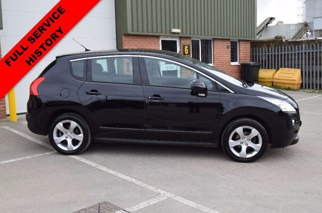2012 12 PEUGEOT 3008 1.6 HDi Active 5dr