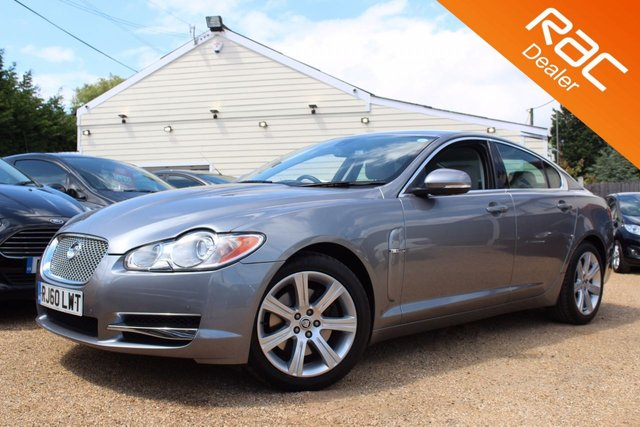View our 2011 60 JAGUAR XF 3.0 V6 LUXURY 4d 240 BHP
