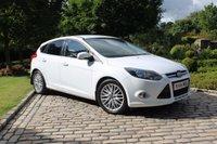 2014 FORD FOCUS 1.6 ZETEC TDCI 5d 113 BHP £8250.00