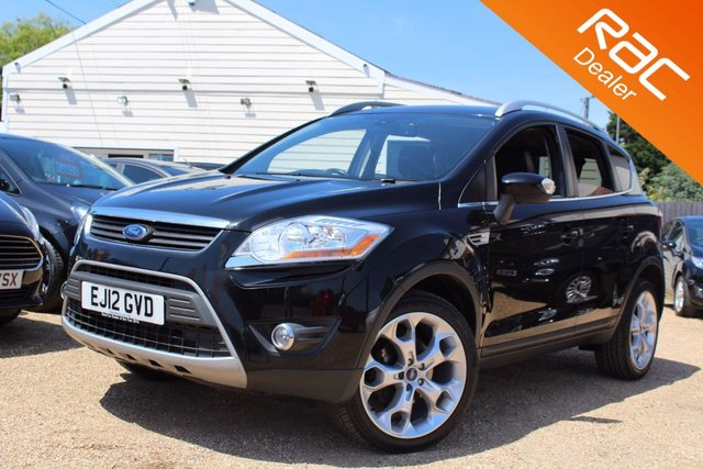 View our 2012 12 FORD KUGA 2.0 TITANIUM TDCI 2WD 5d 138 BHP
