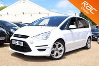 USED 2012 11 FORD S-MAX 2.0 TITANIUM X SPORT TDCI 5d 161 BHP PAN ROOF, SONY STEREO, XENONS