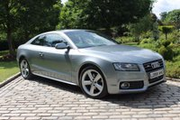 USED 2010 59 AUDI A5 2.0 TDI S LINE 2d 168 BHP New Clutch and Flywheel