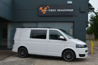 USED 2014 VOLKSWAGEN TRANSPORTER 2.0 T30 TDI HIGHLINE 200 BHP - DSG, KOMBI WITH FULL LEATHER
