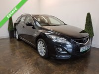 USED 2012 12 MAZDA 6 2.2 D TS2 5d 163 BHP SERVICE HISTORY+AA COVER+JUST SERVICED+JUST MOTD+2 KEYS
