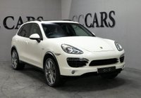 USED 2011 11 PORSCHE CAYENNE 3.0 S HYBRID TIPTRONIC S 5d AUTO 333 BHP PANROOF 6 PORSCHE MD STAMPS