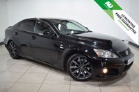 USED 2008 08 LEXUS IS 5.0 F 4d AUTO 417 BHP