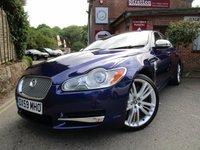 2009 JAGUAR XF 3.0 V6 PREMIUM LUXURY 4d AUTO 240 BHP £9695.00