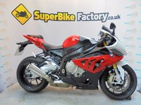 USED 2012 12 BMW S1000RR 193 BHP GOOD&BAD CREDIT ACEEPTED, OVER 300+ BIKES
