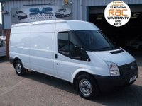 USED 2012 62 FORD TRANSIT LWB VERY RARE SWITCHABLE AWD ALL WHEEL DRIVE  350 125BHP 4X4