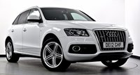 USED 2012 12 AUDI Q5 2.0 TDI S Line Plus S Tronic Quattro 5dr Tech Pack High, Heated Leather