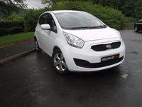 2012 KIA VENGA 1.6 2 5d AUTO 123 BHP £6250.00