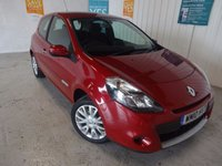 USED 2010 10 RENAULT CLIO 1.1 DYNAMIQUE TCE 3d 100 BHP