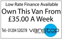 USED 2014 64 VAUXHALL VIVARO 2.0 2700 CDTI SPORTIVE P/V 1d 113 BHP