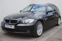 2007 BMW 3 SERIES 2.0 320D SE TOURING 5d 175 BHP £4495.00