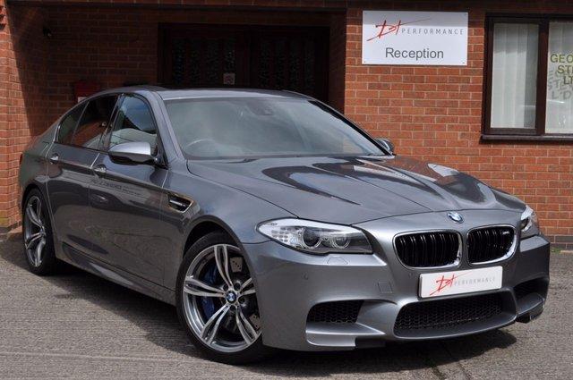 2011 61 BMW M5 4.4 M5 4d AUTO 553 BHP