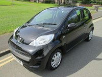 USED 2010 60 PEUGEOT 107 1.0 URBAN 3d 68 BHP 49,000 MILES - £20 ROAD TAX - IMMACULATE CONDITION- EXCELLENT MPG