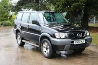 USED 2004 04 NISSAN TERRANO 2.7 1d  FULL MOSTLY NISSAN SERV HIST