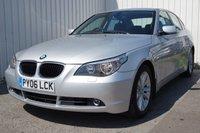 2006 BMW 5 SERIES 2.0 520D SE 4d 161 BHP £3995.00