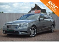 2011 MERCEDES-BENZ E CLASS 3.0 E350 CDI BLUEEFFICIENCY SPORT ED125 5d AUTO 265 BHP £12250.00