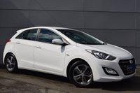 2016 HYUNDAI I30 1.4 SE BLUE DRIVE 5d 99 BHP £10250.00